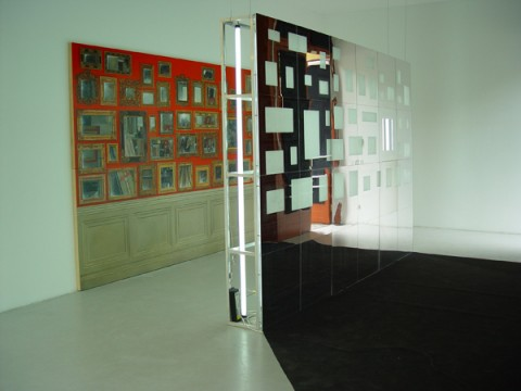 Exhibition view / Austellungansicht